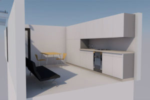 Container House Planning Drawings Interior