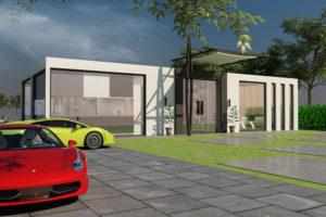 Luxury Villa Palma Mallorca Shipping Container Conversion