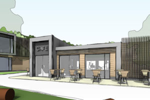 Salford FC Manchester Exterior Planning Drawings